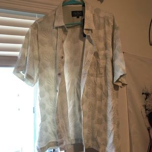 Brand New with Tags Nat Nast Hawaiian Shirt